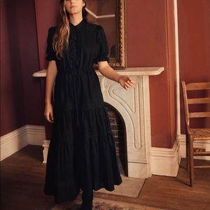 Christy Dawn black Elle dress